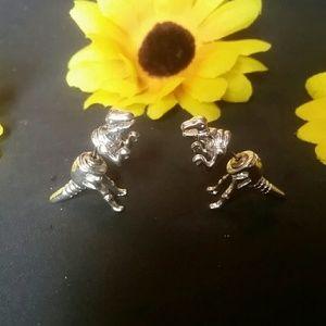 🔥Dinosaur Earrings